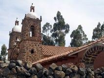 Archeological περιοχή Raqch'i στο Περού Στοκ Εικόνες