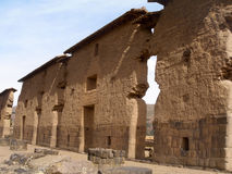 Archeological περιοχή Raqch'i στο Περού Στοκ εικόνες με δικαίωμα ελεύθερης χρήσης