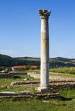 archeological περιοχή sarmizegetusa Στοκ φωτογραφία με δικαίωμα ελεύθερης χρήσης