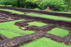 Archeological περιοχή Sigiriya Στοκ φωτογραφία με δικαίωμα ελεύθερης χρήσης