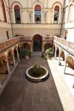 archeological bolognamuseum Royaltyfria Bilder