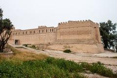 Archeological castle in Sush Stock Photos