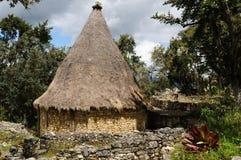 archeological chachapoyas kuelap κοντά στην περιοχή του Περού Στοκ Φωτογραφίες
