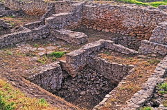 Archeological dig Royalty Free Stock Images