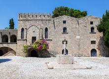 Archeological Museum of Rhodes, Greece Royalty Free Stock Image