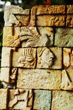 Archeological park in Copan Ruinas Royalty Free Stock Photography