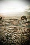 archeological phaistoslokal Arkivbild