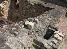 Archeological wykopaliska Zdjęcia Royalty Free