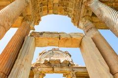 Archeologiczny miejsce Aphrodisias w Turcja Obraz Stock