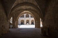 Archeologiczny muzeum w Rhodes Grecee Zdjęcie Royalty Free