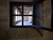 Archeologiczny muzeum w Rhodes miasteczku jest obok daleki najlepszy muzeum w Dodecanese fotografia royalty free