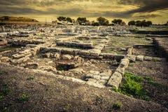 Archeologie Royalty-vrije Stock Afbeeldingen