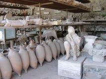Archeologisch Royalty-vrije Stock Afbeelding