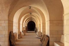 Archeologisch museum Royalty-vrije Stock Foto