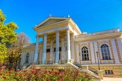 Archeologisch Museum in Odessa stock afbeeldingen