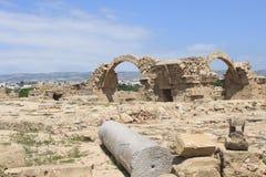 Archeologisch park stock fotografie
