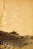Archeologische achtergrond royalty-vrije stock afbeelding