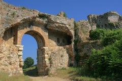 Archeologische plaats stock afbeelding