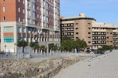 Archeologische plaats in Algeciras, Spanje Stock Afbeelding