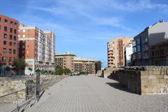 Archeologische plaats in Algeciras, Spanje Royalty-vrije Stock Afbeelding