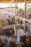 Archeologische plaats Gobekli Tepe Royalty-vrije Stock Fotografie