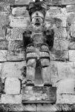 Archeologische plaats van palenque Stock Afbeelding