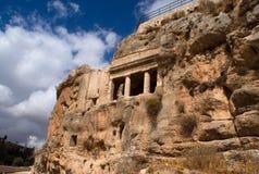 Archeology in Jerusalem - tourist attraction Stock Photos