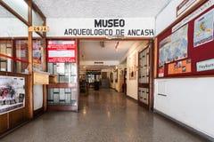 Archeology Museum, Huaraz Stock Images