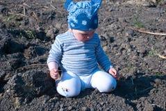 archeologyst μέλλον Στοκ Εικόνες