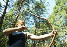 Archer Immagini Stock