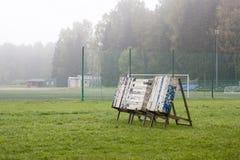 Archer-doelstellingen op statium Royalty-vrije Stock Fotografie