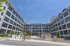 Archer Gray Center pour l'éducation médicale Images libres de droits