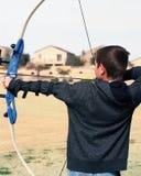 Archer joven Foto de archivo