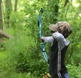 Archer novo Fotografia de Stock Royalty Free
