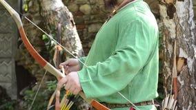 Archer Shoot en la blanco metrajes
