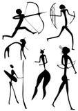 Archer y otras figuras - vector libre illustration
