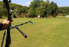 Archer-Zielen lizenzfreies stockbild