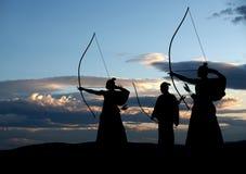 Archers imagens de stock royalty free
