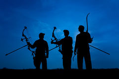Archers Immagine Stock