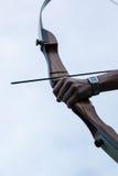Archery для активных людей Стоковая Фотография RF