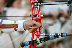 Archery Royalty Free Stock Image