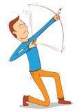 archery Photos libres de droits