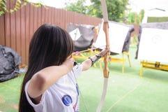 archery Fotografia Stock Libera da Diritti