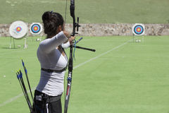 archery Photo stock