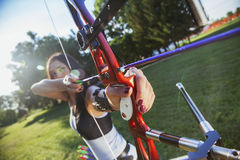 Archery Royalty Free Stock Photos