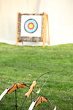 Archery Royalty Free Stock Photo