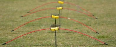 Archery bows Royalty Free Stock Photo
