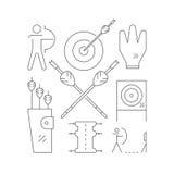 Archery Concept Stock Images