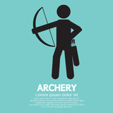 Archery Royalty Free Stock Photography