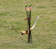 Archery Sport. Royalty Free Stock Photo